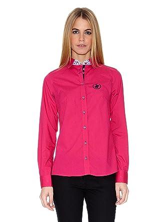 POLO CLUB Camisa Mujer 307 Fucsia ES 50: Amazon.es: Ropa y accesorios