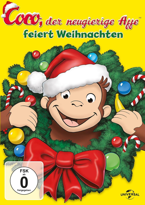 Coco, der neugierige Affe - Feiert Weihnachten: Amazon.de: Various ...