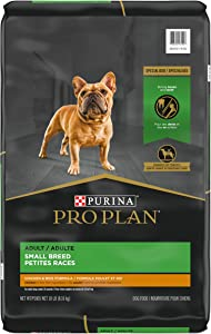 Purina Pro Plan Small Breed & Toy Breed Formula Adult Dry Dog Food (Packaging May Vary)