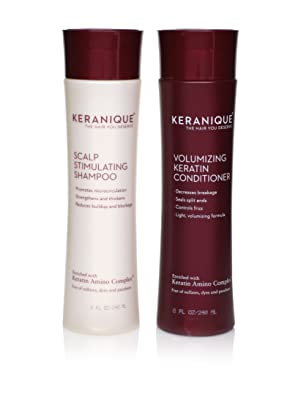 Keranique Volumizing Shampoo-Conditioner