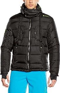 Peak Mountain - chaqueta de lana hombre CEMAILLE