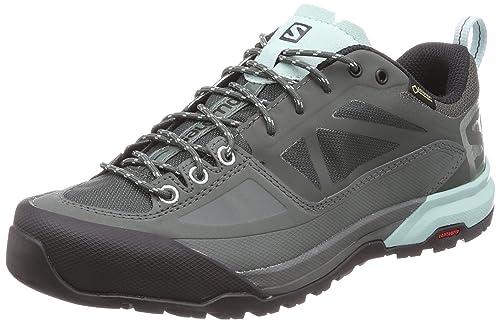 5e017c1cdfe36 Salomon Women's X Alp Spry GTX Mountain Boots