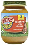 Earth's Best Organic Stage 3 Baby Food, Spaghetti