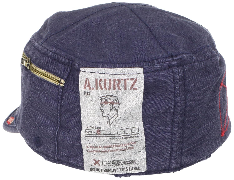 Amazon.com  A.Kurtz Mens Fritz Millitary Legion Cap  Military Apparel  Accessories  Clothing 9ae20745d27c