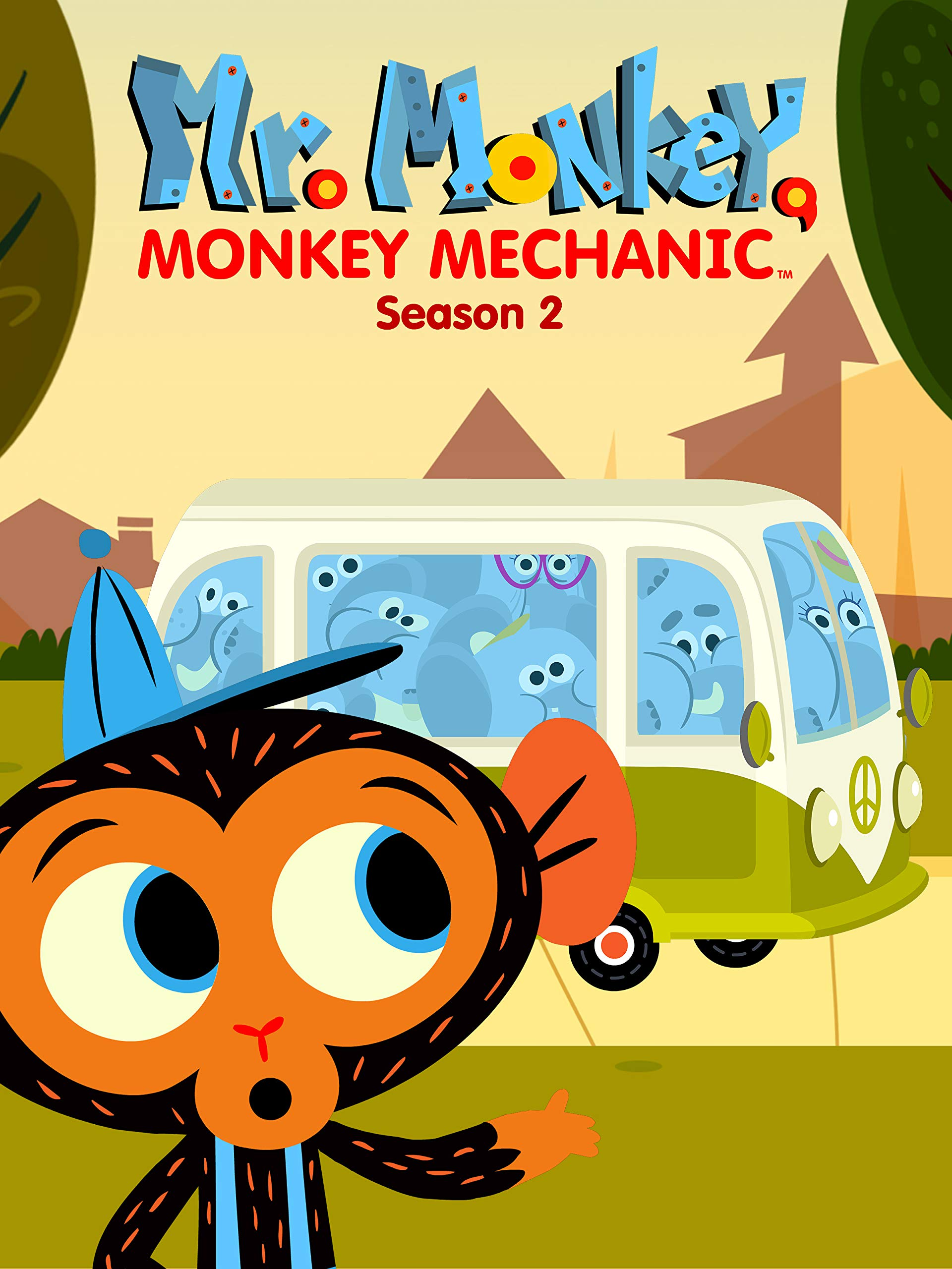 Mr. Monkey, Monkey Mechanic - Season 2