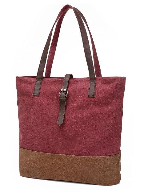Amazon.com: dourr para mujer bolsas de bolso de hombro ...