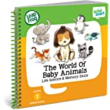 LeapFrog LeapStart The World of Baby Animals Book