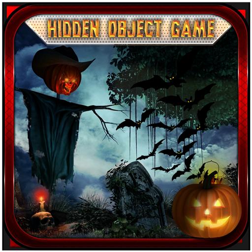 Free Hidden Object - Halloween - In Halloween, find 500 new hidden objects in this free hidden object game ()