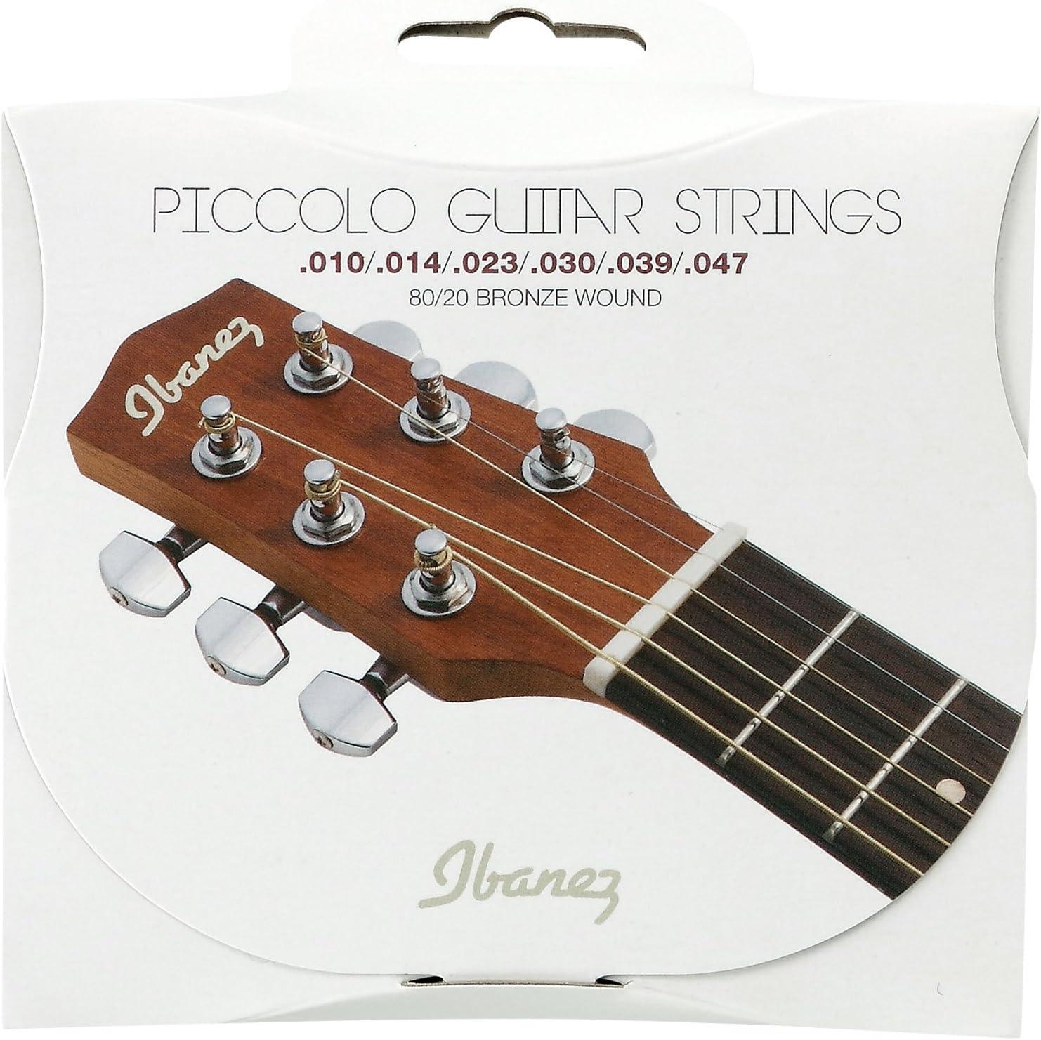 Ibanez IPCS6C - Juego cuerdas para guitarra acústica: Amazon.es ...