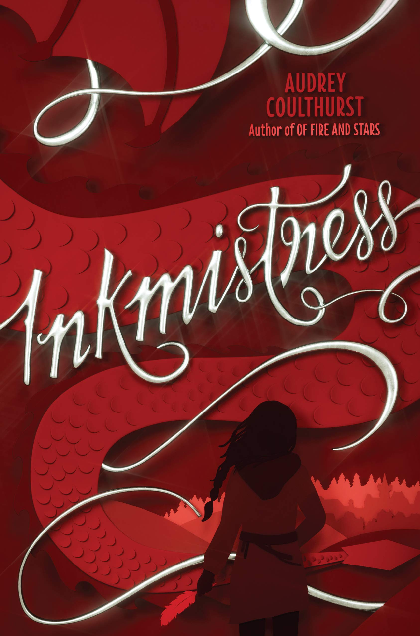 Amazon.com: Inkmistress (9780062433282): Coulthurst, Audrey: Books