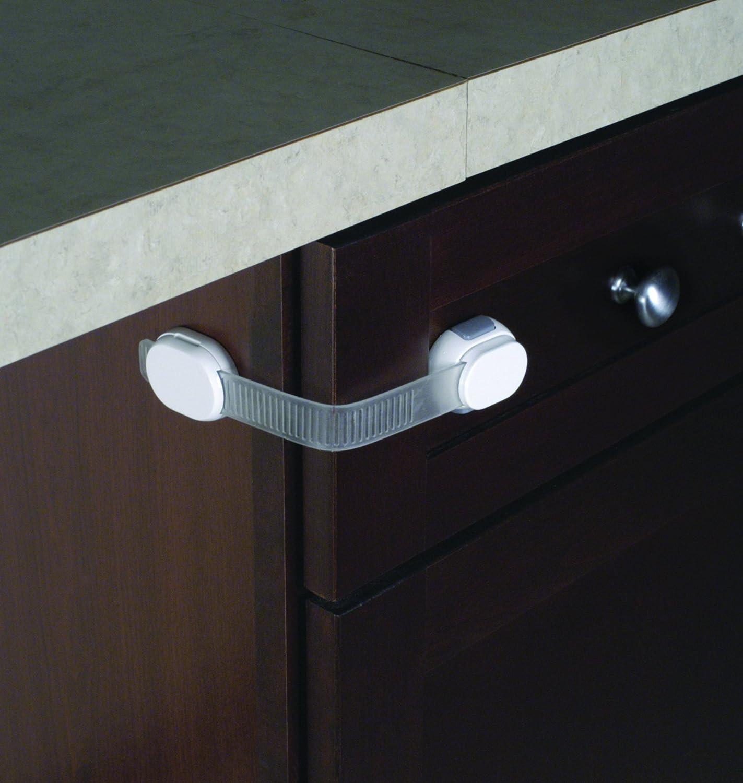 24 Straps Safety 1st Adjustable All Purpose Latch Door Strap