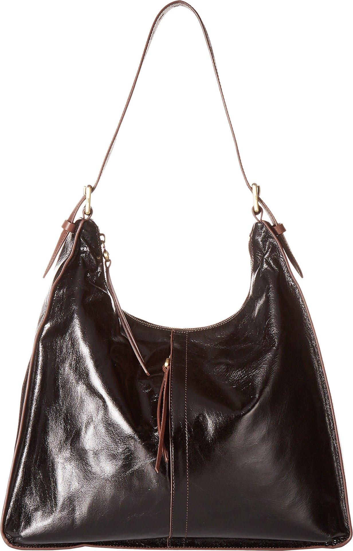 Hobo Women's Leather Marley Shoulder Bag (Black)