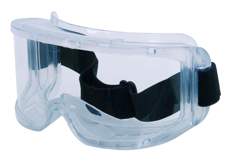 CXS Schutzbrille mit 180° Panoramablickfeld - Unisex Arbeitsschutzbrille mit Antikratz und Antibeschlag Technologie. Arbeitsbrille, Sicherheitsbrille, Schießbrille, Brille