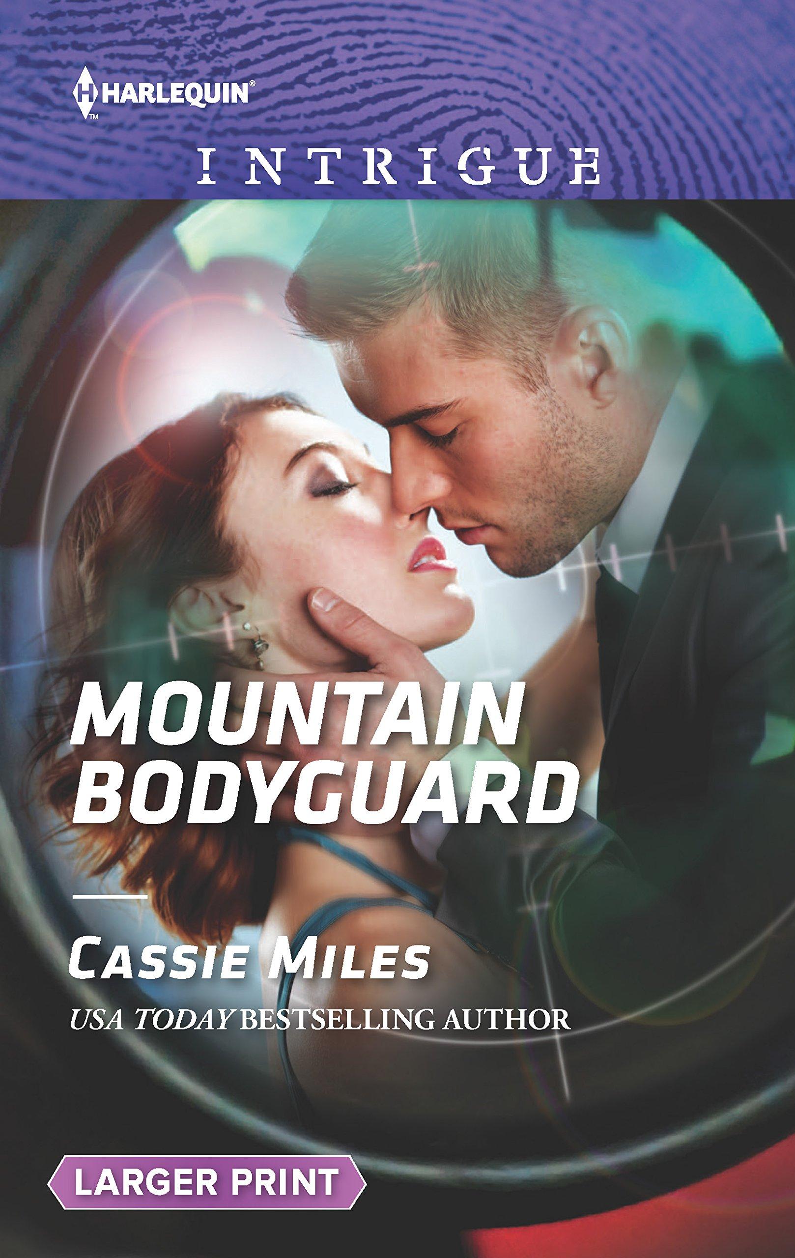 Download Mountain Bodyguard (Harlequin Intrigue) pdf epub