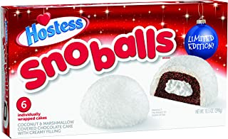 product image for Hostess Holiday Snoballs, 6 Count