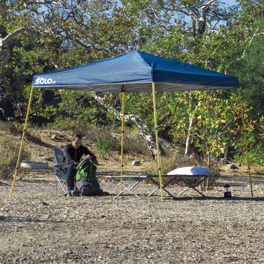 Amazon.com Quik Shade Solo LT 72 10u0027x10u0027 Instant Canopy Sports u0026 Outdoors & Amazon.com: Quik Shade Solo LT 72 10u0027x10u0027 Instant Canopy: Sports ...