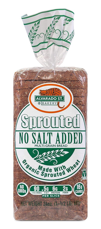 Alvarado Street orgánico Panadería brotado Multi grano Pan ...