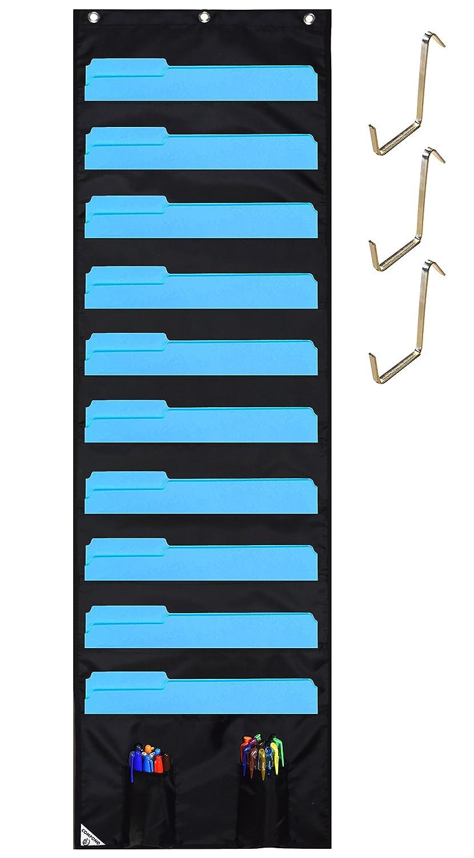 Pocket Chart File Organizer