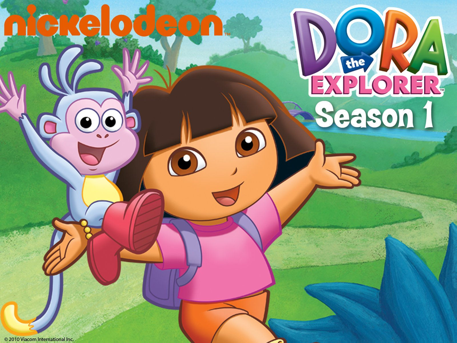 Amazon com: Watch Dora the Explorer Season 1 | Prime Video