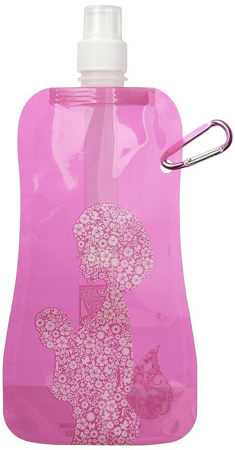Dulce bebé 2 Pack plegable botella de agua, diseño de maternidad, ...