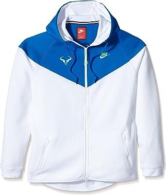 Amazon Com Nike Premier Tech Fleece Rafa Nadal Mens Tennis Jacket Size Xl Clothing