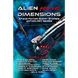 Alien Dimensions #20-#21: Space Fiction Short Stories Anthology Series