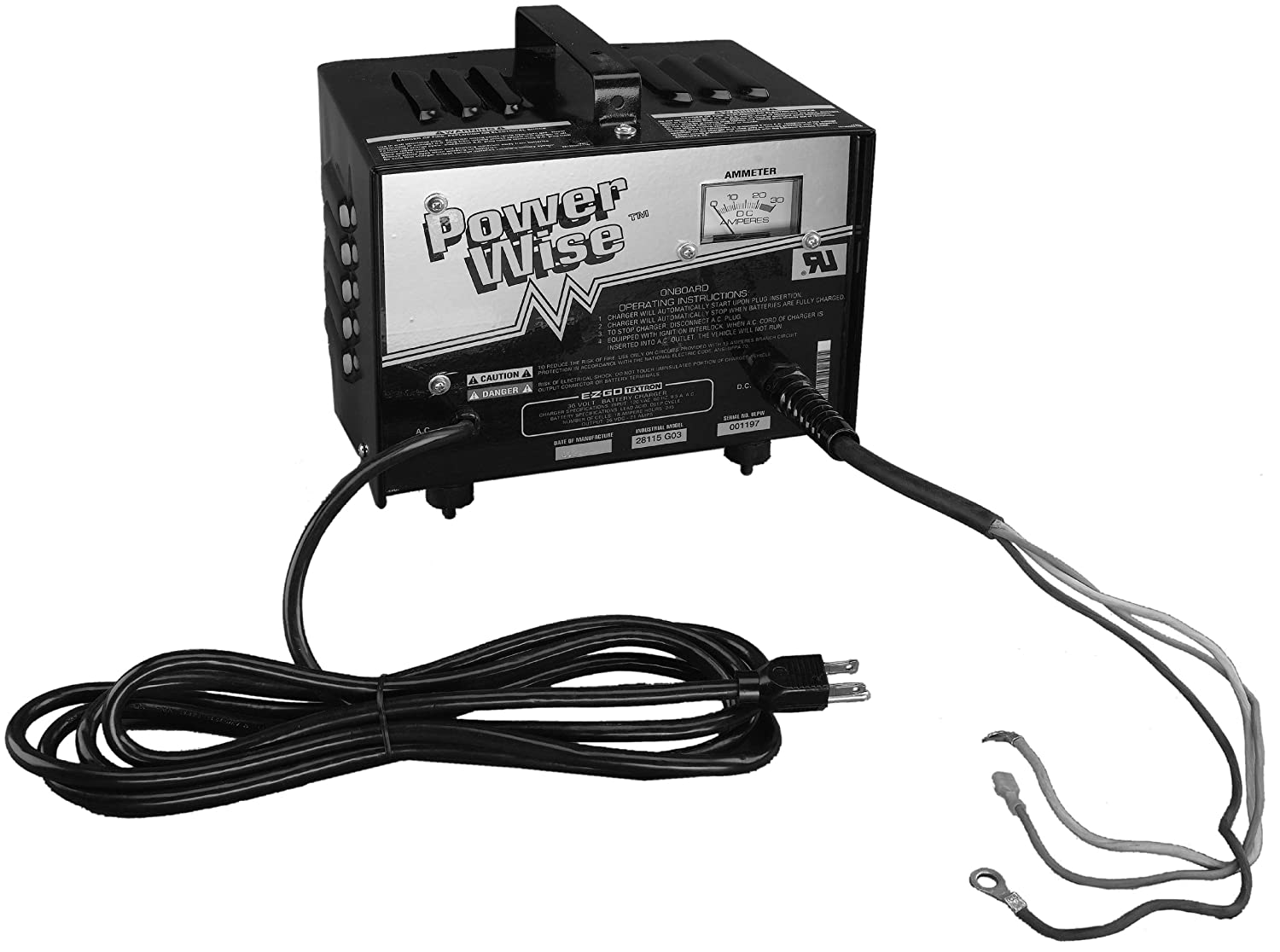 Lester Battery Charger Diagram Wiring Diagrams Ii 24v Parts 36 Volt