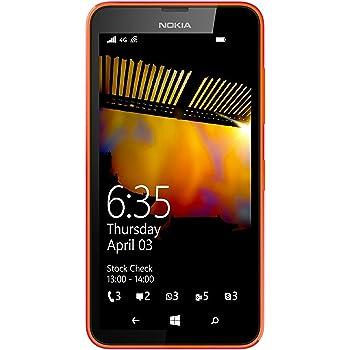 Amazon.com: Nokia Lumia 635 AT&T Windows 8.1 Smartphone