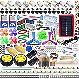 Kit4Curious Mega DIY Robotics Electronics Kit for 201 Projects