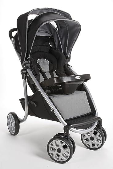 Amazon.com : Safety 1st Aerolite Deluxe Stroller, Silver Leaf ...