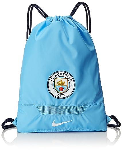 4f14a6ff43 Nike 2016-2017 Man City Allegiance Gym Bag (Sky Blue)