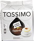 TASSIMO Carte Noire Cappuccino 8 Disc - Lot de 5 (40 Disc)
