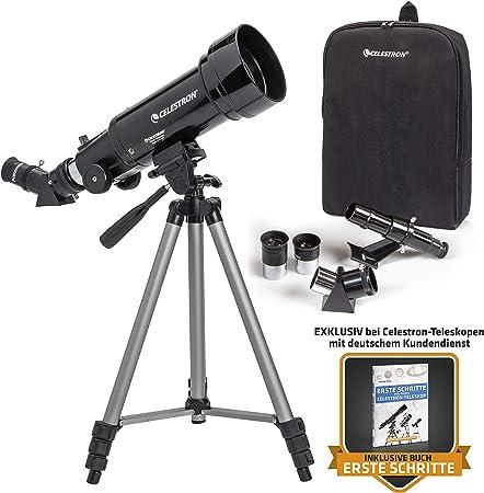 Celestron Travelscope 70 Teleskop 70 Kamera