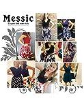 Messic Direct Women's Cross V Neck Dresses Cap