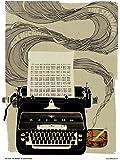The Shining Poster Art Print (Stanley Kubrick) by Simon Walker (OTW70)