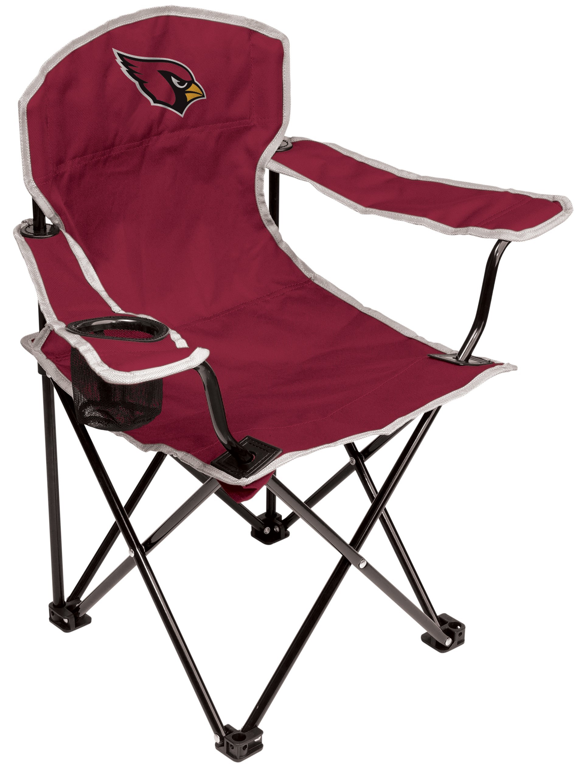 Coleman NFL Arizona Cardinals Youth Folding Chair, Red