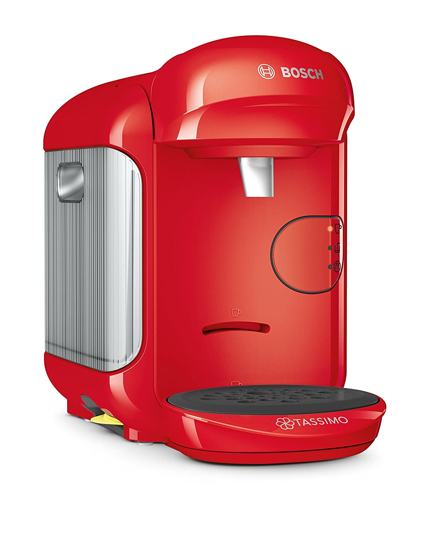 Rouge Tassimo Bosch vivy 2 tas1403gb Machine /à caf/é 1300 Watt 0,7 Litre