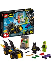 LEGO DC Batman: Batman vs. The Riddler Robbery 76137 Building Kit, New 2019 (59 Pieces)