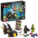 LEGO DC Batman: Batman vs. The Riddler Robbery 76137 Building Kit, New 2019 (59 Pieces)