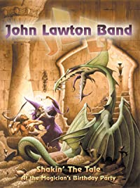 John Lawton Band – Shakin' The Tale