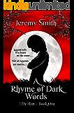 A Rhyme of Dark Words (Tilly Hart Book 1)