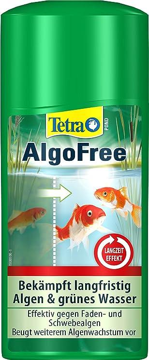 Prächtig Tetra Pond AlgoFree (Bekämpft Algen & grünes Wasser langfristig @HE_91