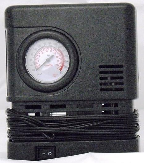 3 adapters NEW Air Compressor Portable Pump 300 PSI Auto Car SUV Tire 12V volt Air Compressors Automotive Tools & Supplies