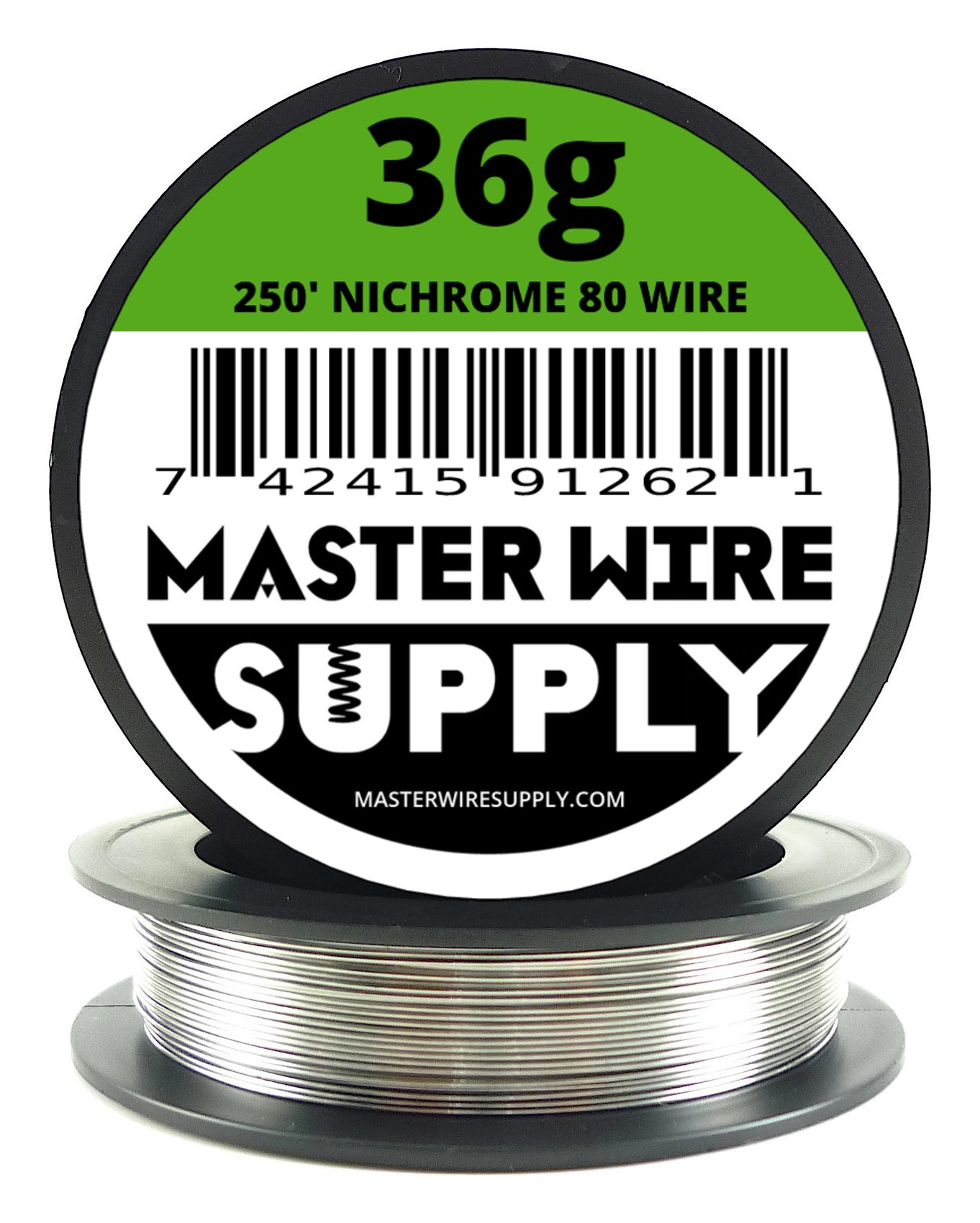 Nichrome 80-250' - 36 Gauge Resistance Wire