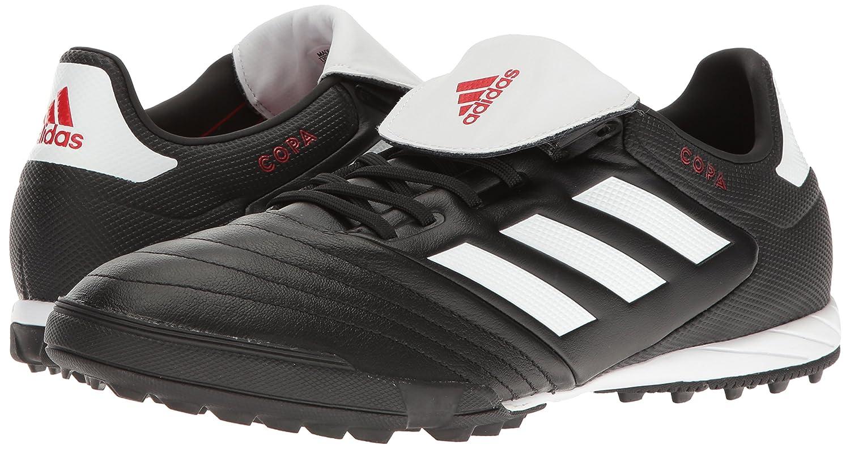 various colors 9019d 0c2b5 Amazon.com  adidas Mens copa 17.3 tf Soccer Shoe WhiteBlack, ((7 M US)   Soccer
