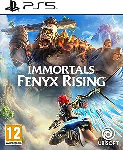 Immortals Fenyx Rising - Standard Edition - PS5