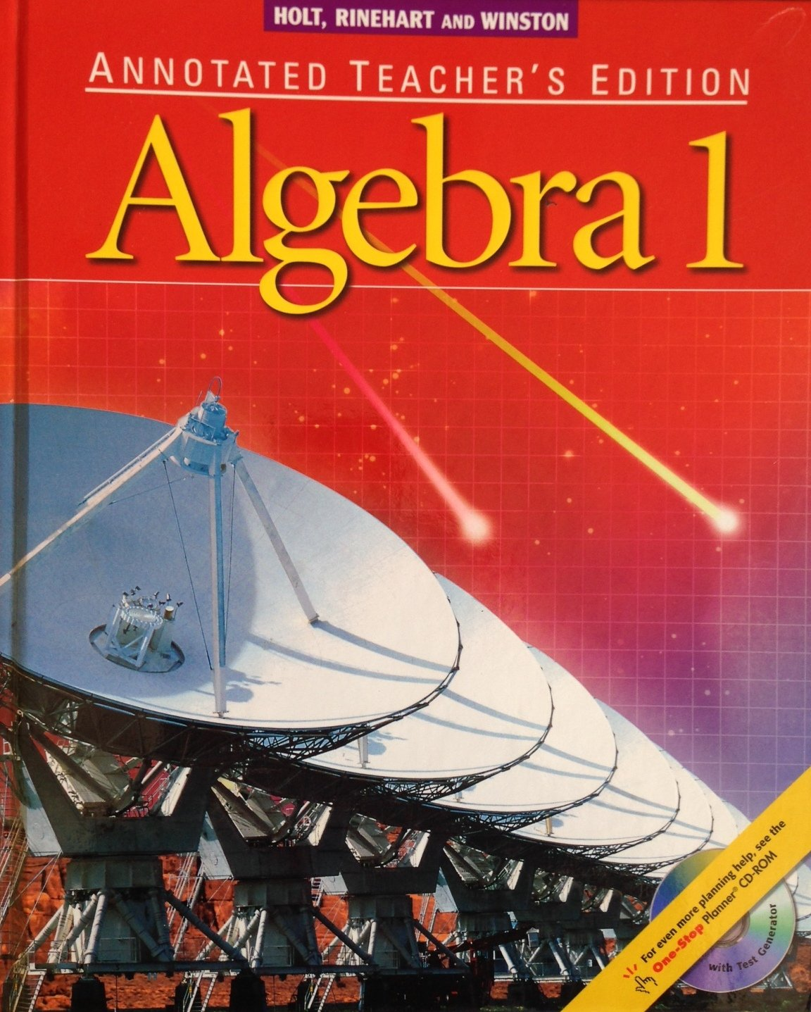 Download Algebra 1: Annotated Teacher's Edition PDF