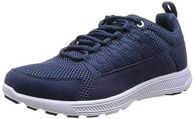 Supra OWEN, Unisex Adults Low-Top Sneakers, Blue, 4.5 UK
