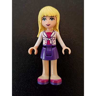 LEGO Friends Minifigure - Stephanie: Toys & Games