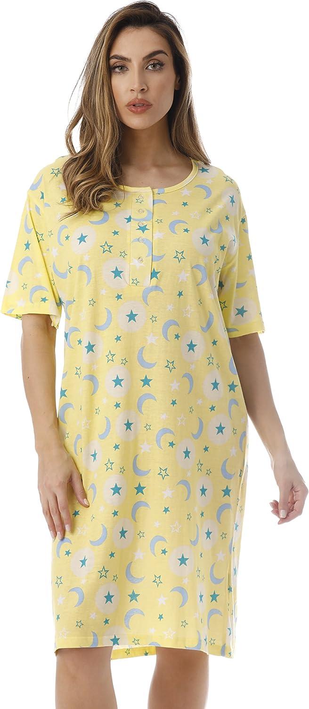 Just Love Short Sleeve Nightgown Sleep Dress for Women